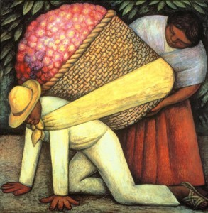 flower-carrier-diego-rivera