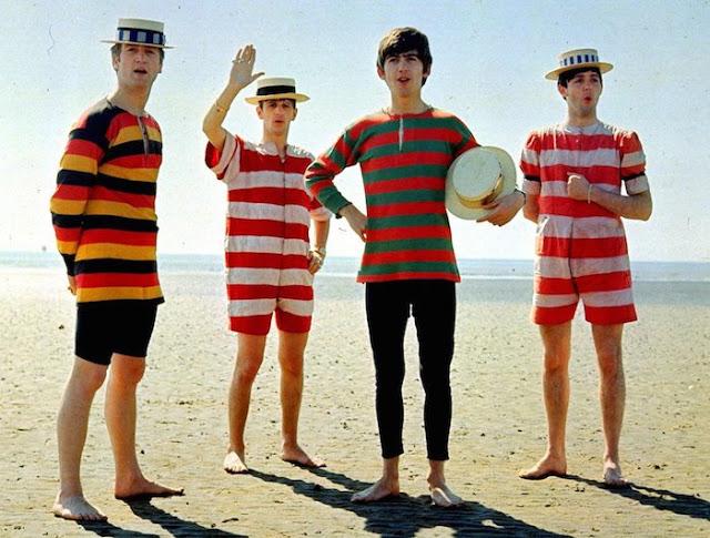 Vintage Celebrity Beach (1)